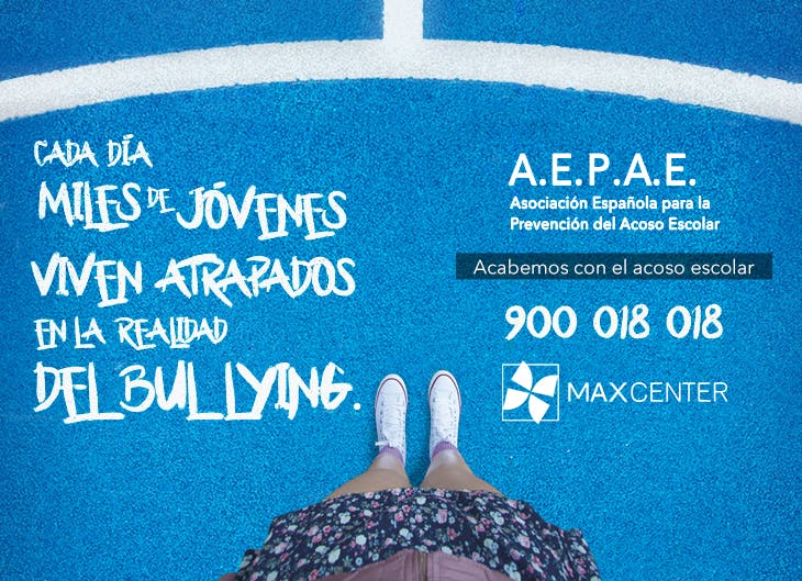 Campaña acoso escolar