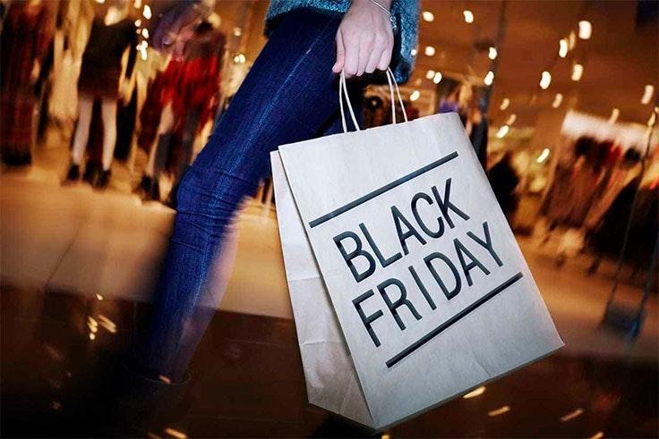 El Black Friday es la fiesta de consumo más grande del mundo