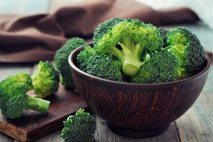 evita el resfriado con el brocoli