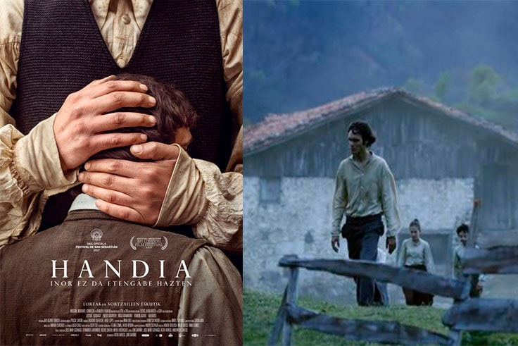 Imágenes de la película 'Handia'