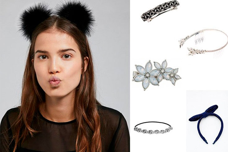 Ideas peinados night looks
