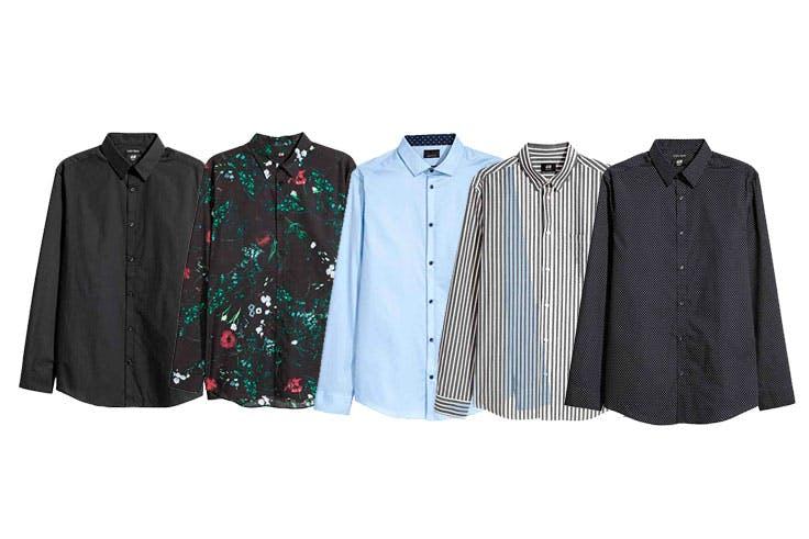 camisas hombre fiesta