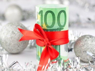 sorteo de lotería de navidad