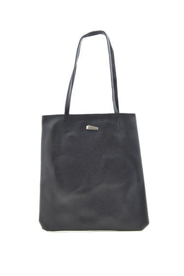 bolso shopper negro