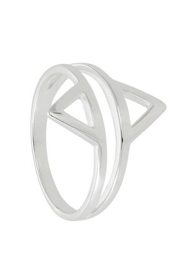 anillo triángulos