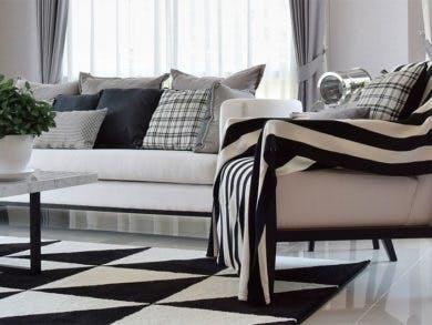 decoración negro para el hogar
