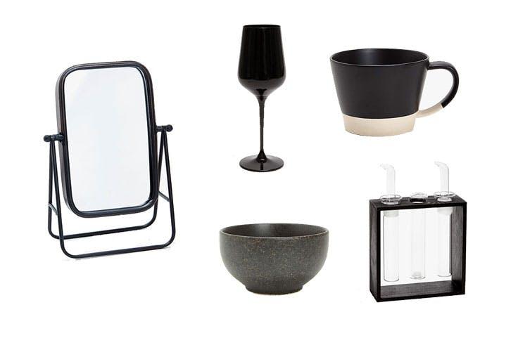 decoración negro para tu hogar