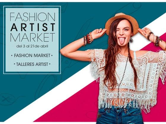 fashion artist market
