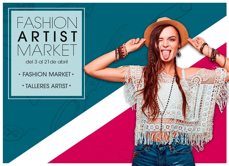 fashion artist market