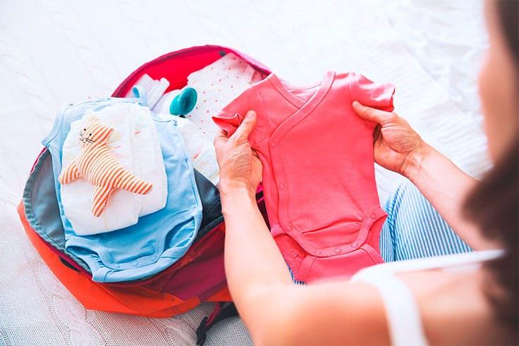 maleta recién nacidos