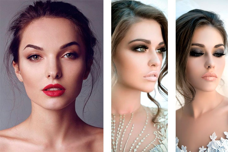 maquillaje ahumado invitada