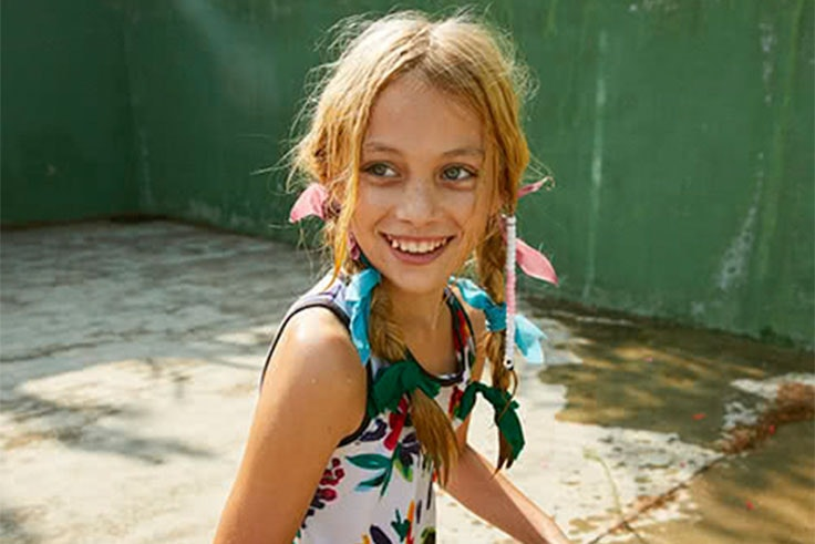 moda infantil bóboli