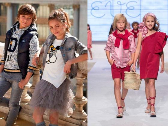 moda infantil primavera