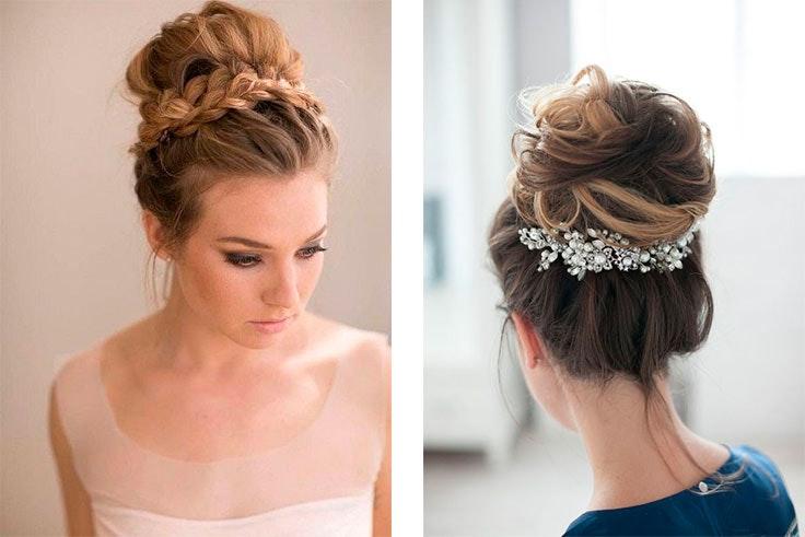 Peinados para una boda invitada
