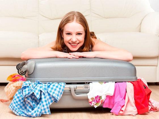 preparar maleta