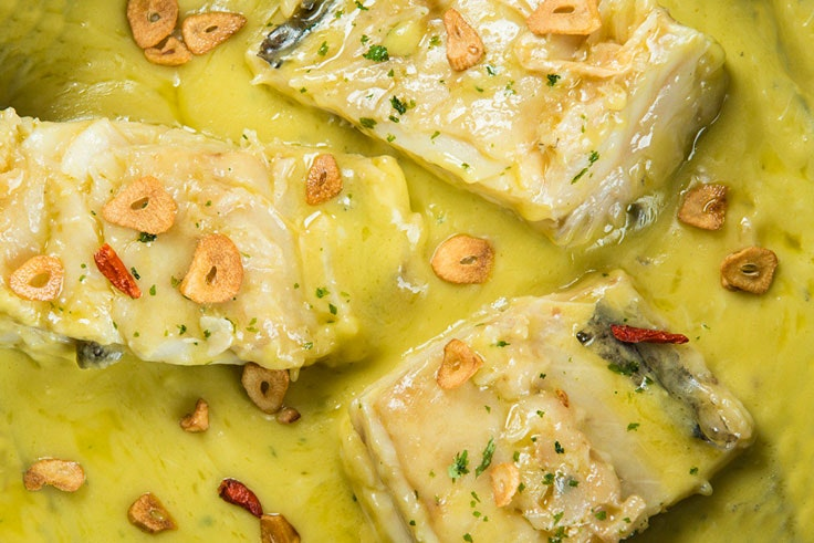 Las mejores recetas del País Vasco