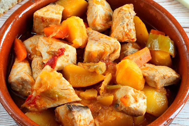 Las mejores comidas del País Vasco