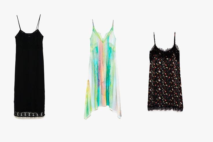 vestidos lenceros verano