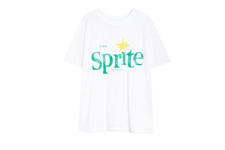 camiseta logo sprite