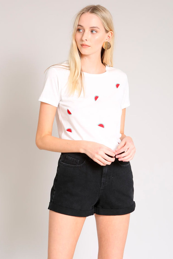 camiseta de sandías