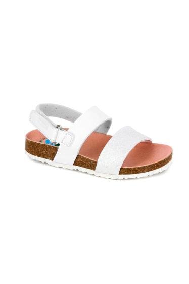 sandalias blanca niña