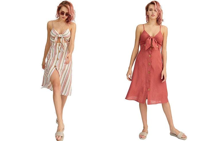 rebajas-de-Stradivarius-verano-2019-vestidos