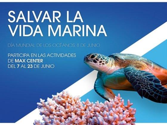 salvar la vida marina