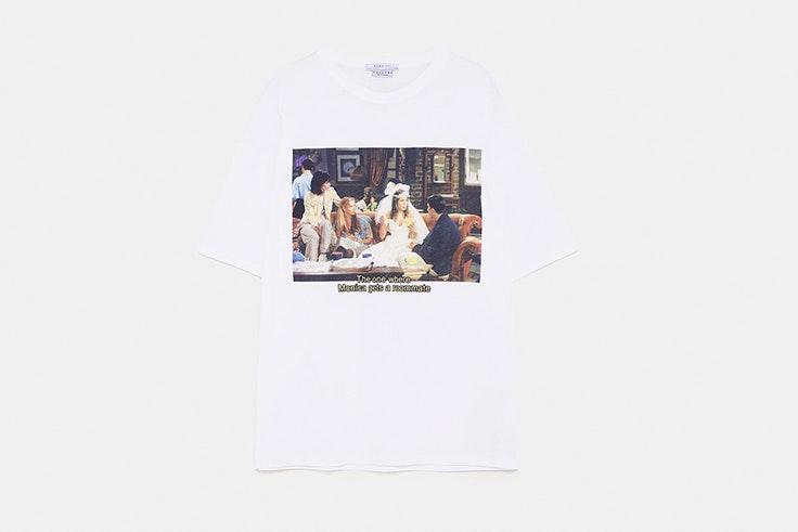 Camiseta-Zara-Friends