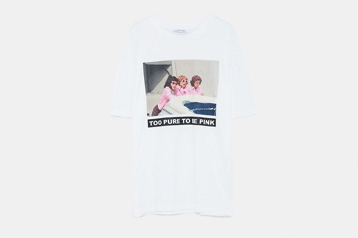 Camiseta-Zara-Grease