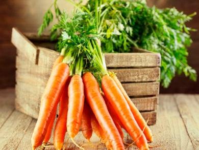 recetas zanahoria