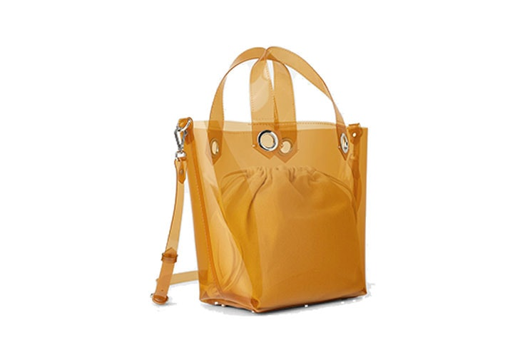 bolso shopper vinilo