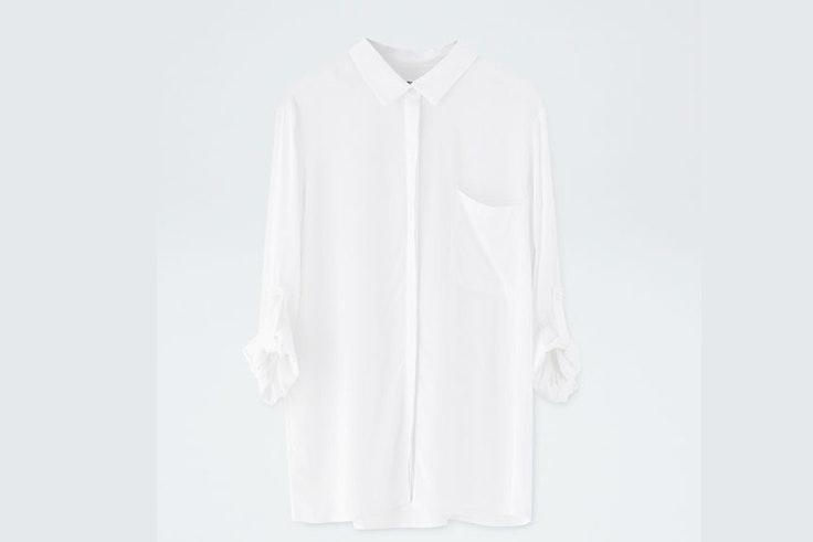 camisa-blanca-pull-and-bear