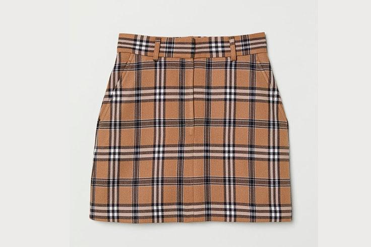 falda-cuadros-hm