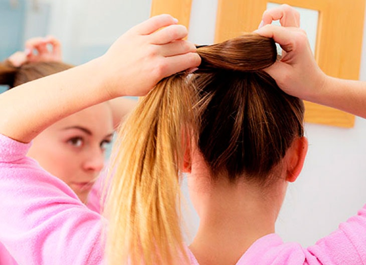De 10 Peinados Fáciles Para Pelo Largo Paso A Paso