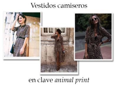 vestidos-camiseros-estampado-leopardo
