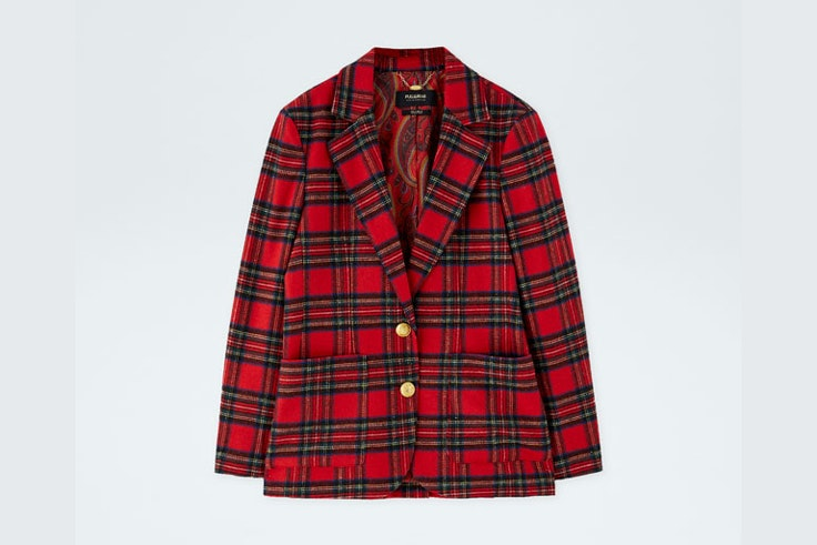 chaqueta-roja-cuadros-blazer-elite-pull-and-bear-4