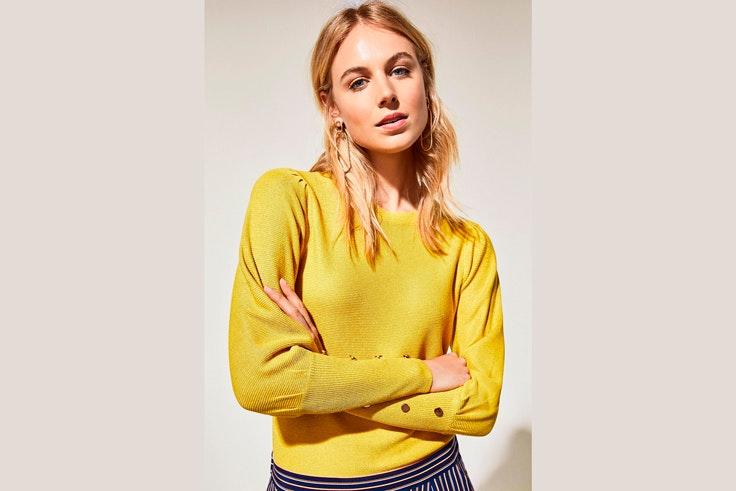 jersey-amarillo-otono-cortefiel