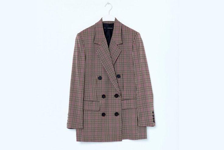 belen-hostalet-chaqueta-americana-estampado-cuadros-sfera