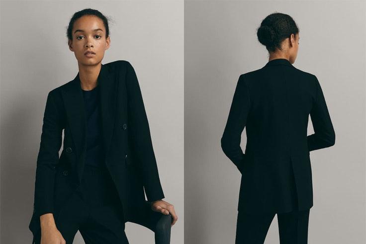 black-friday-chaqueta-americana-traje-negra-massimo-dutti
