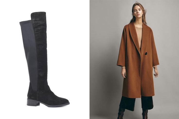 conjunto-botas-altas-negras-zapin-abrigo-largo-camel-massimo-dutti-irina-shayk