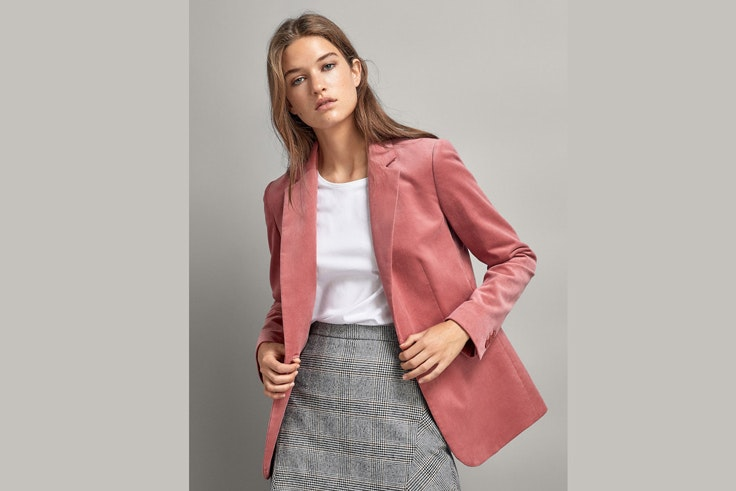 chaqueta-pana-color-rosa-massimo-dutti