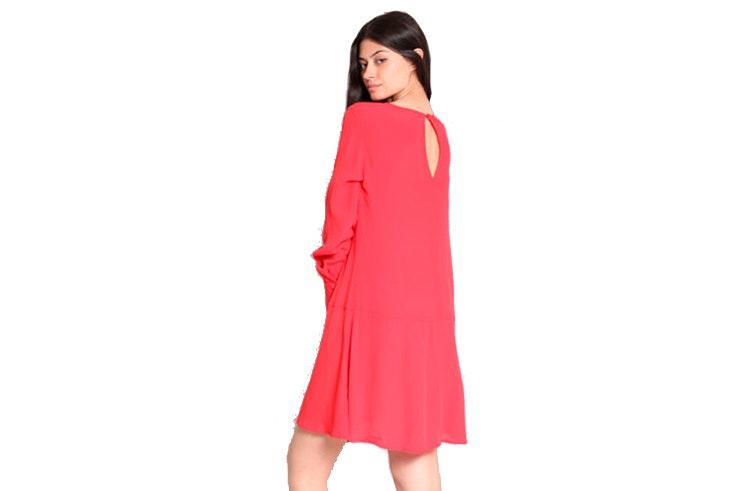 Vestido vaporoso de Pimkie (10€)