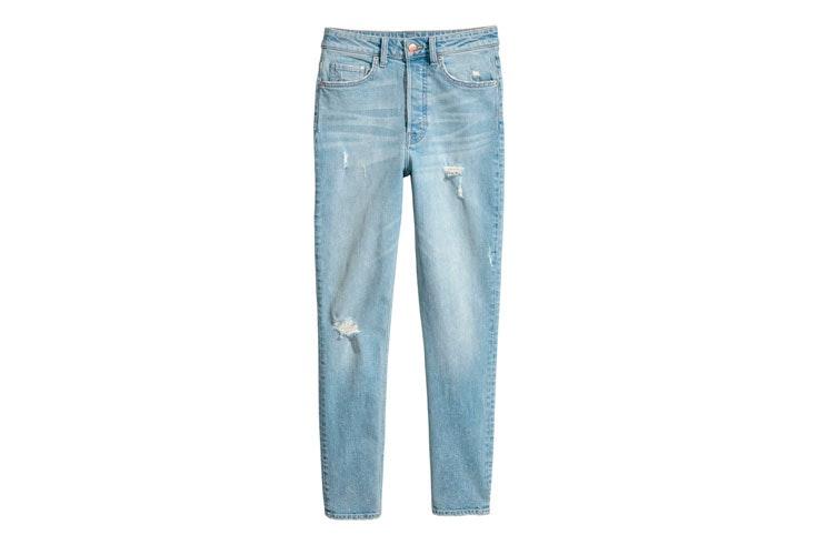pantalon-vaquero-mom-jeans-ancho-deshilachado-hm