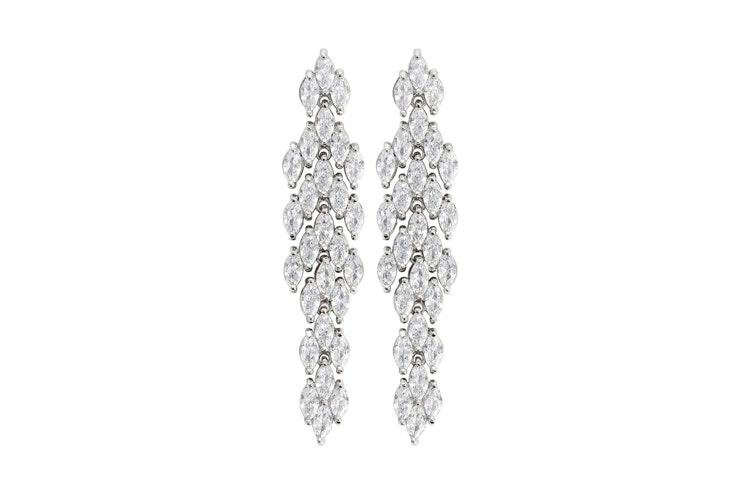 pendientes-plata-diamantes-largos-bijoubrigitte