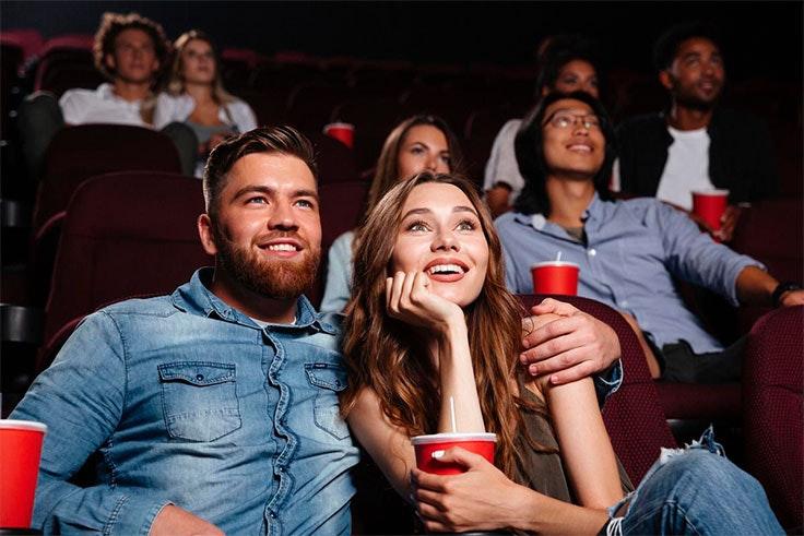 Sesión de cine en Max Center