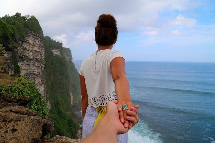 viaje romantico