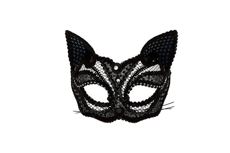 mascaras de carnaval claires gato
