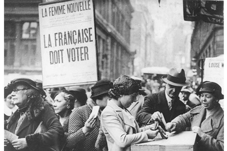 dia de la mujer revolucion francesa