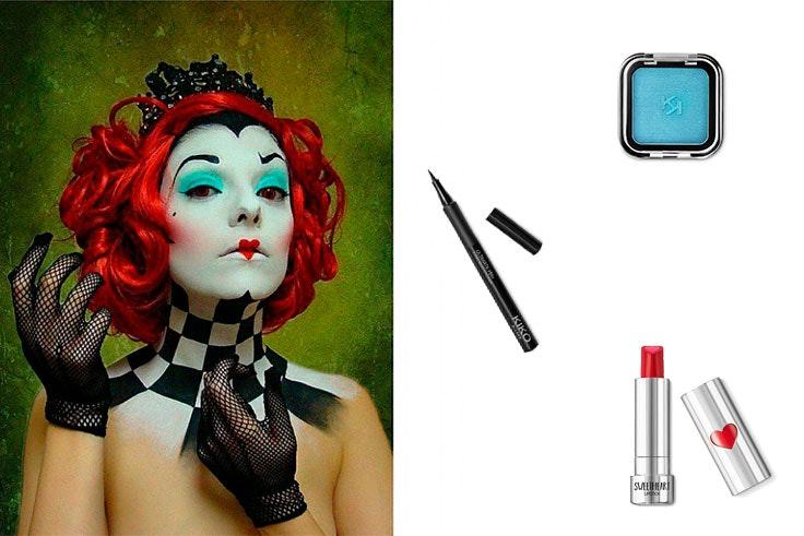 maquillaje fantasia carnaval