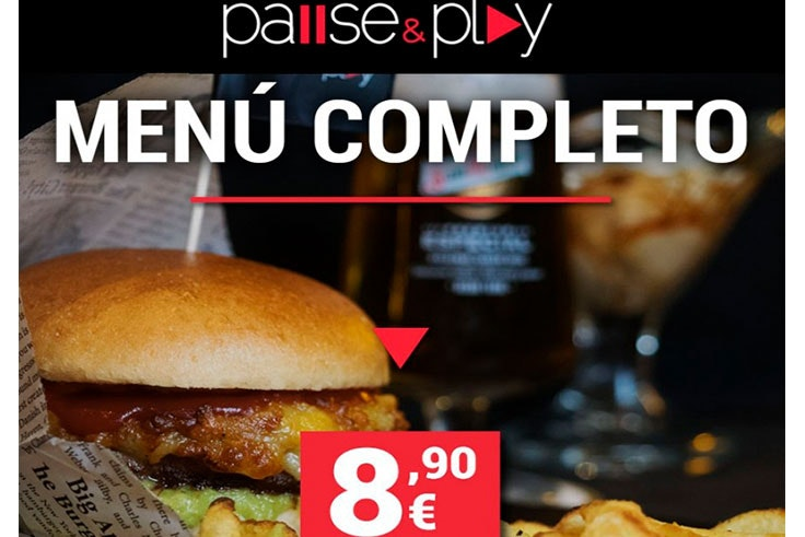 ofertas pause and play